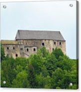 Castle Neuhaus Acrylic Print