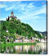 Castle Reichsburg Acrylic Print