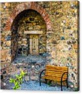 Castle Rest Acrylic Print