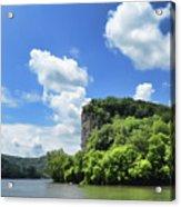 Castle Rock - Pembroke Virginia Acrylic Print