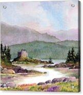 Castle Tioram  Acrylic Print