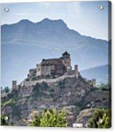Castle Tourbillon  Acrylic Print