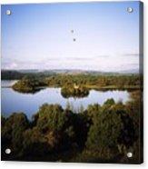 Castleisland Lough Key Forest Park Acrylic Print