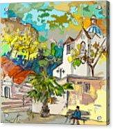 Castro Marim Portugal 13 Bis Acrylic Print
