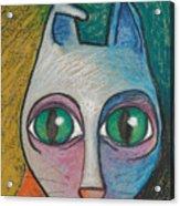 Cat  2000 Acrylic Print