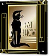 Cat Show - Frame 5 Acrylic Print