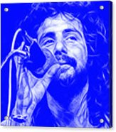 Cat Stevens Collection Acrylic Print