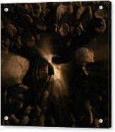 Catacombs - Paria France 3 Acrylic Print