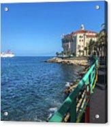 Catalina Casino Acrylic Print