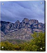 Catalina Mountains P1 Acrylic Print