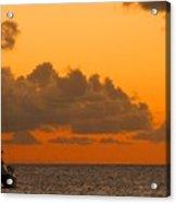 Catarman At Sunset Acrylic Print