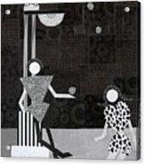 Catch A Falling Star Acrylic Print