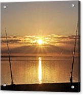 Catching ....the Sun Acrylic Print