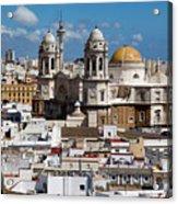 Catedral De Cadiz Acrylic Print