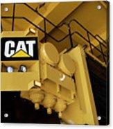 Caterpillar 797f Mining Truck 02 Acrylic Print