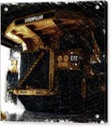 Caterpillar 797f Mining Truck Pa  Acrylic Print