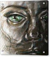 Catface Acrylic Print