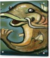 Catfish Acrylic Print
