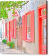 Catfish Row Chs Acrylic Print