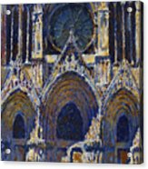 Cathedral 1 Acrylic Print