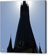 Cathedral Crown Acrylic Print