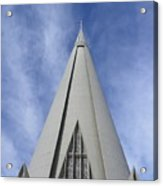 Cathedral Minor Basilica Our Lady of Glory Acrylic Print