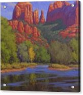 Cathedral Morning Acrylic Print
