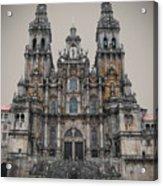 Cathedral Of Santiago De Compostela Acrylic Print