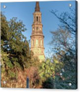 Cathedral Of St. John The Baptist Acrylic Print