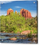 Cathedral Rock 313 Acrylic Print