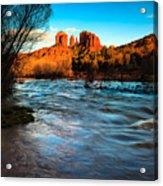 Cathedral Rock 8 Acrylic Print
