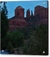 Cathedral Rock Rrc 081913 Ad Acrylic Print