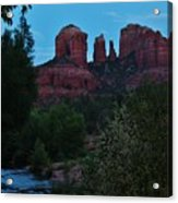 Cathedral Rock Rrc 081913 Ae Acrylic Print