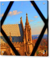 Cathedral Sky Acrylic Print