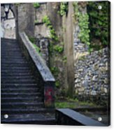 Cathedral Stairs Acrylic Print
