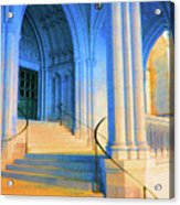 Cathedral Steps Acrylic Print