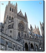 Cathedral Travel Acrylic Print