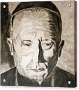 Catholic Cardinal Jozsef Mindszenty Acrylic Print