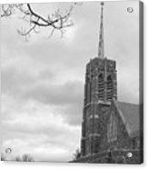 Catholic Chapel West Point Acrylic Print