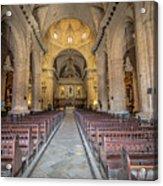 Catholic Church Acrylic Print