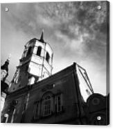 Catholic Church Tomsk Siberia Russia Acrylic Print