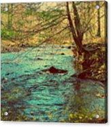 Catoctin Spring Acrylic Print