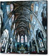 Catolic Church Acrylic Print