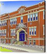 Catonsville Elementary School Acrylic Print