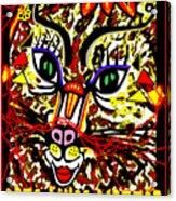 Cats Lives Matter Acrylic Print