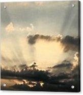Caught At Sunrise Acrylic Print