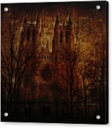 Caught Up In The Rapture Acrylic Print
