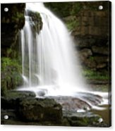 Cauldron Falls, West Burton, North Yorkshire Acrylic Print