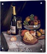 Cava Y Queso Acrylic Print