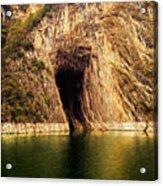 Cave Acrylic Print